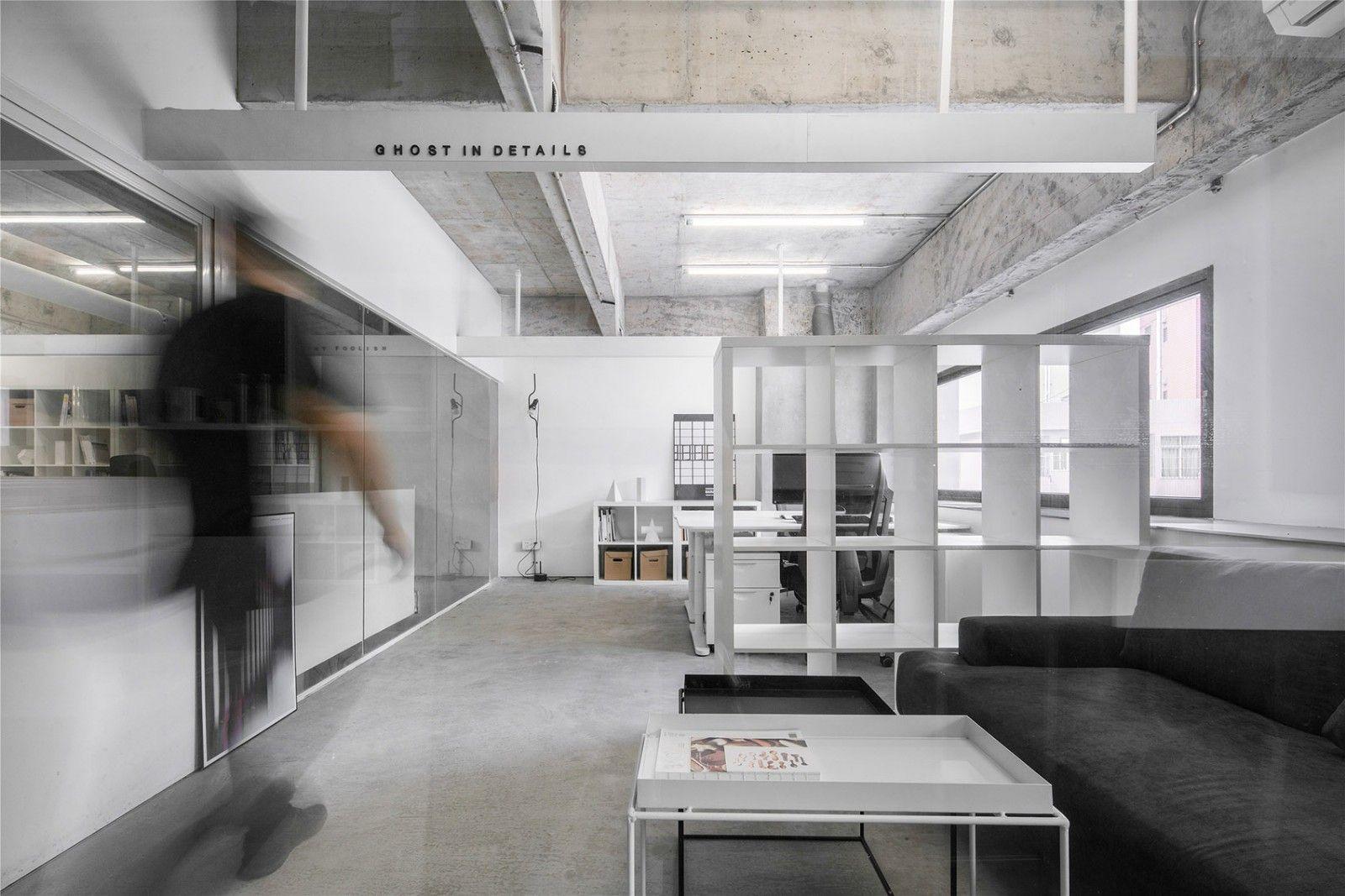 移动的玻璃盒子,广东Edgelab办公空间 | Edgelab边界实验工作室|黄智武、何钢荣 - 16