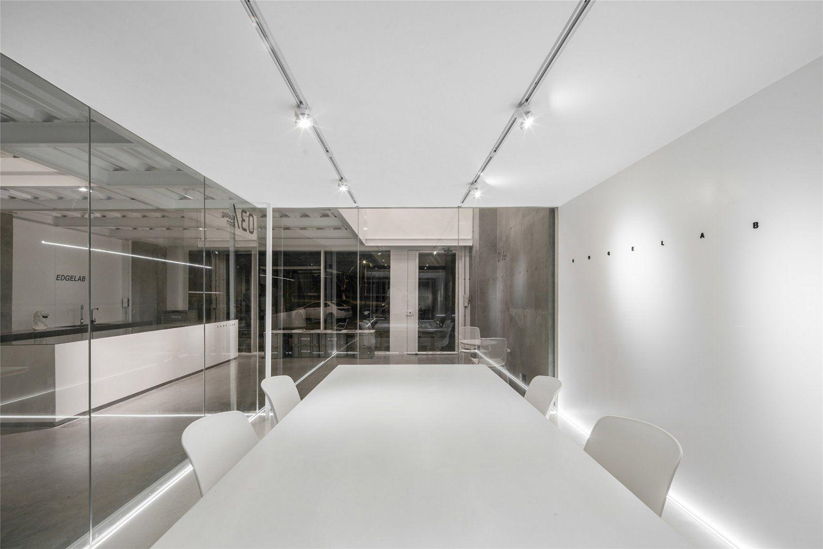 移动的玻璃盒子,广东Edgelab办公空间 | Edgelab边界实验工作室|黄智武、何钢荣 - 17