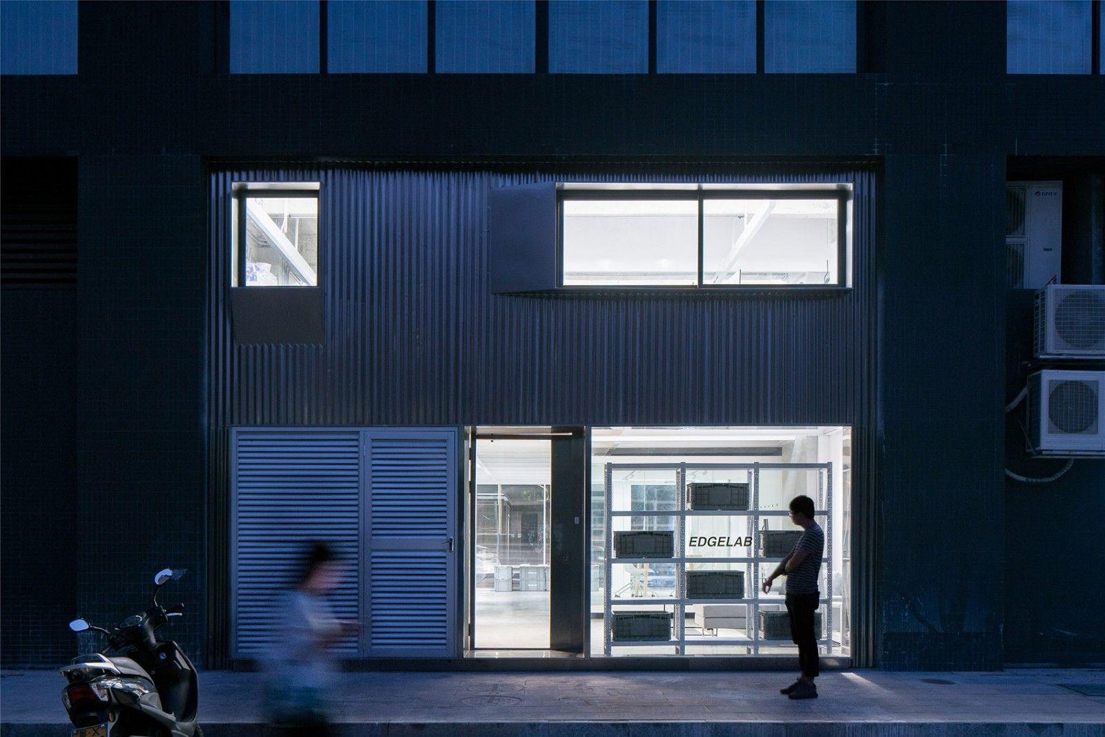 移动的玻璃盒子,广东Edgelab办公空间 | Edgelab边界实验工作室|黄智武、何钢荣 - 22