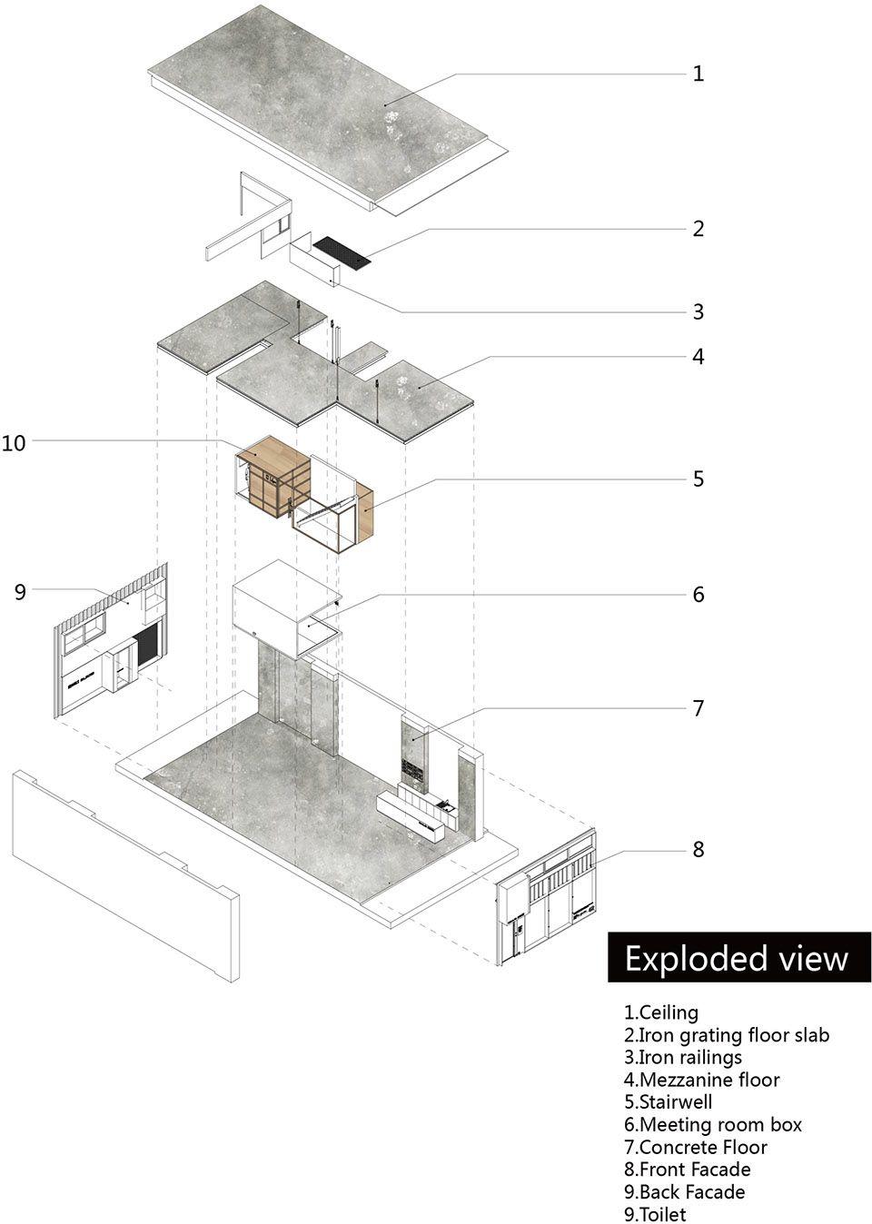移动的玻璃盒子,广东Edgelab办公空间 | Edgelab边界实验工作室|黄智武、何钢荣 - 25