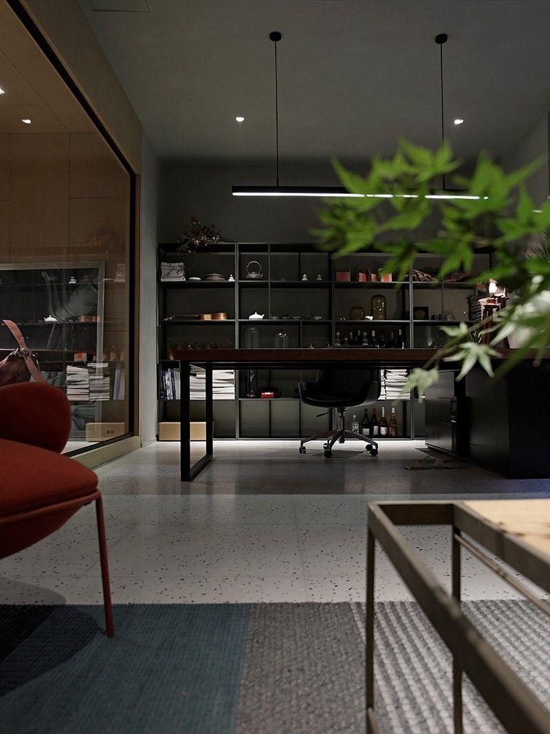 占用你每天三分之一时间的地方,应该像家一样舒适 | 象内设计