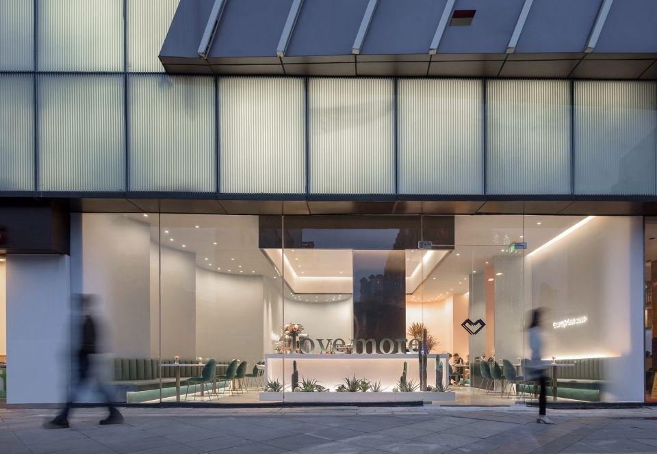 无锡 LOVEMORE 咖啡花艺集合店 | 南筑空间设计事务所
