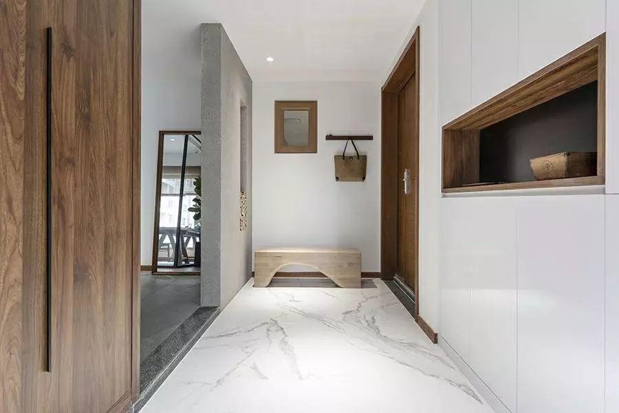 《清秋》——220㎡精致女白领的家 | 本吉设计工作室