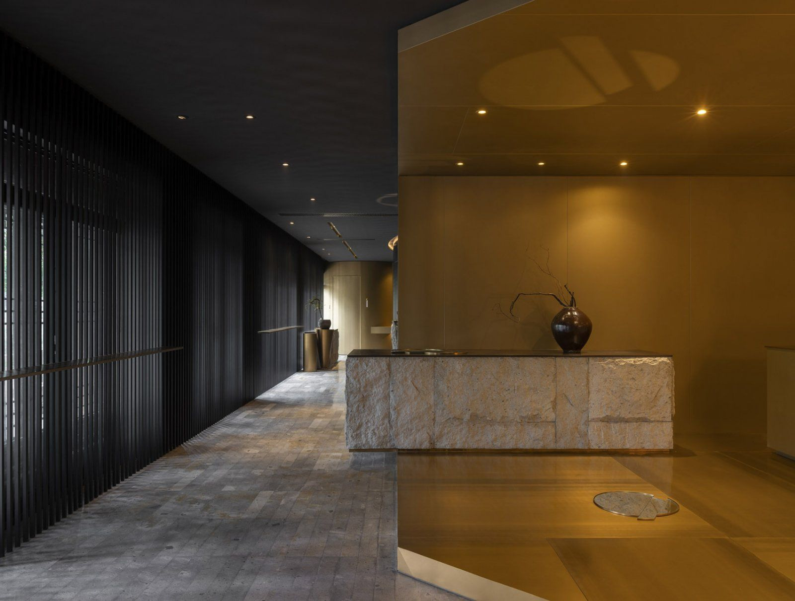 隐匿于梦想中的动静皆宜,杭州CEO会所 | 叶梹室内设计工作室