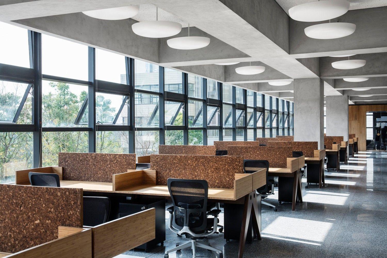 上海B Campus学习中心 | AIM Architecture