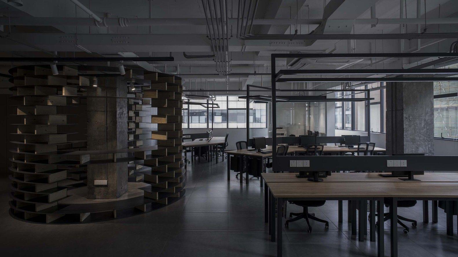 思宇软件办公室 | 凡筑设计