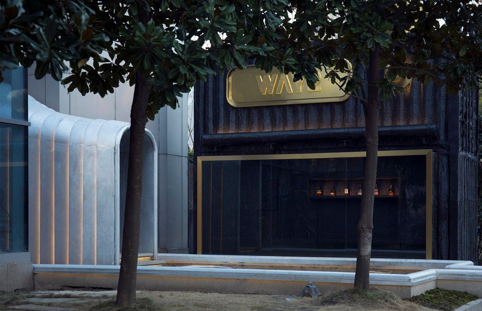 一个通过文学性创作方式设计的酒吧,杭州WAY2音乐酒吧 | PIG Design