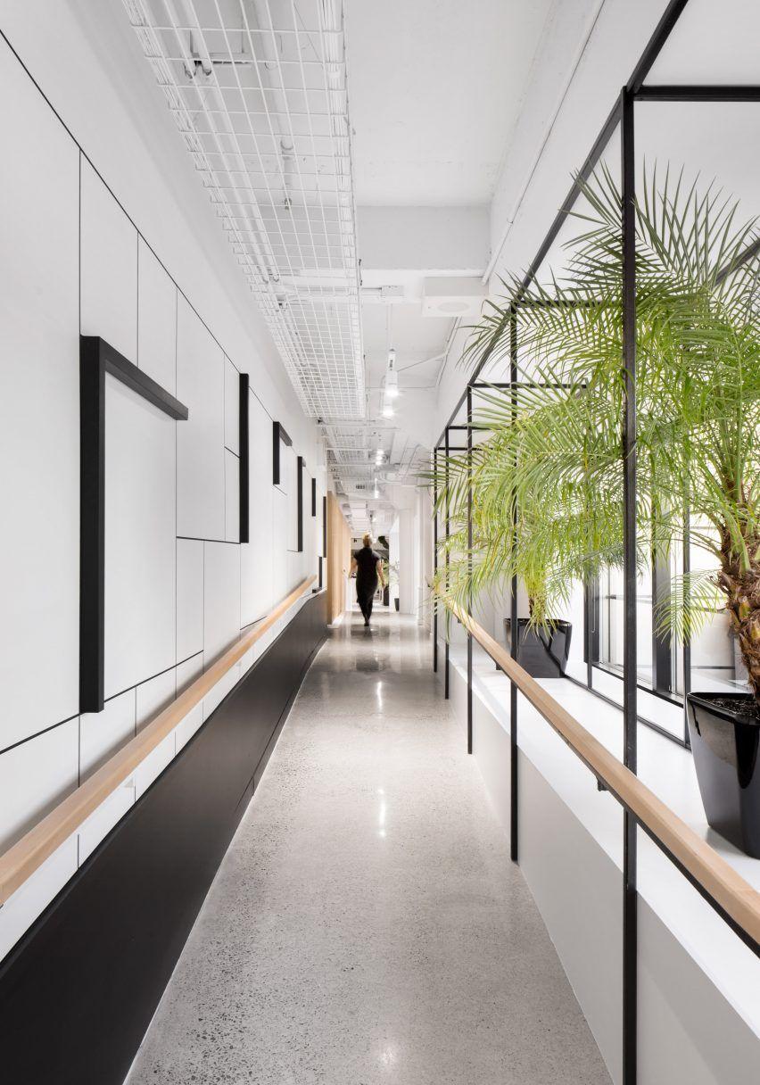 工作娱乐两不误,美国游戏巨头EA办公室设计