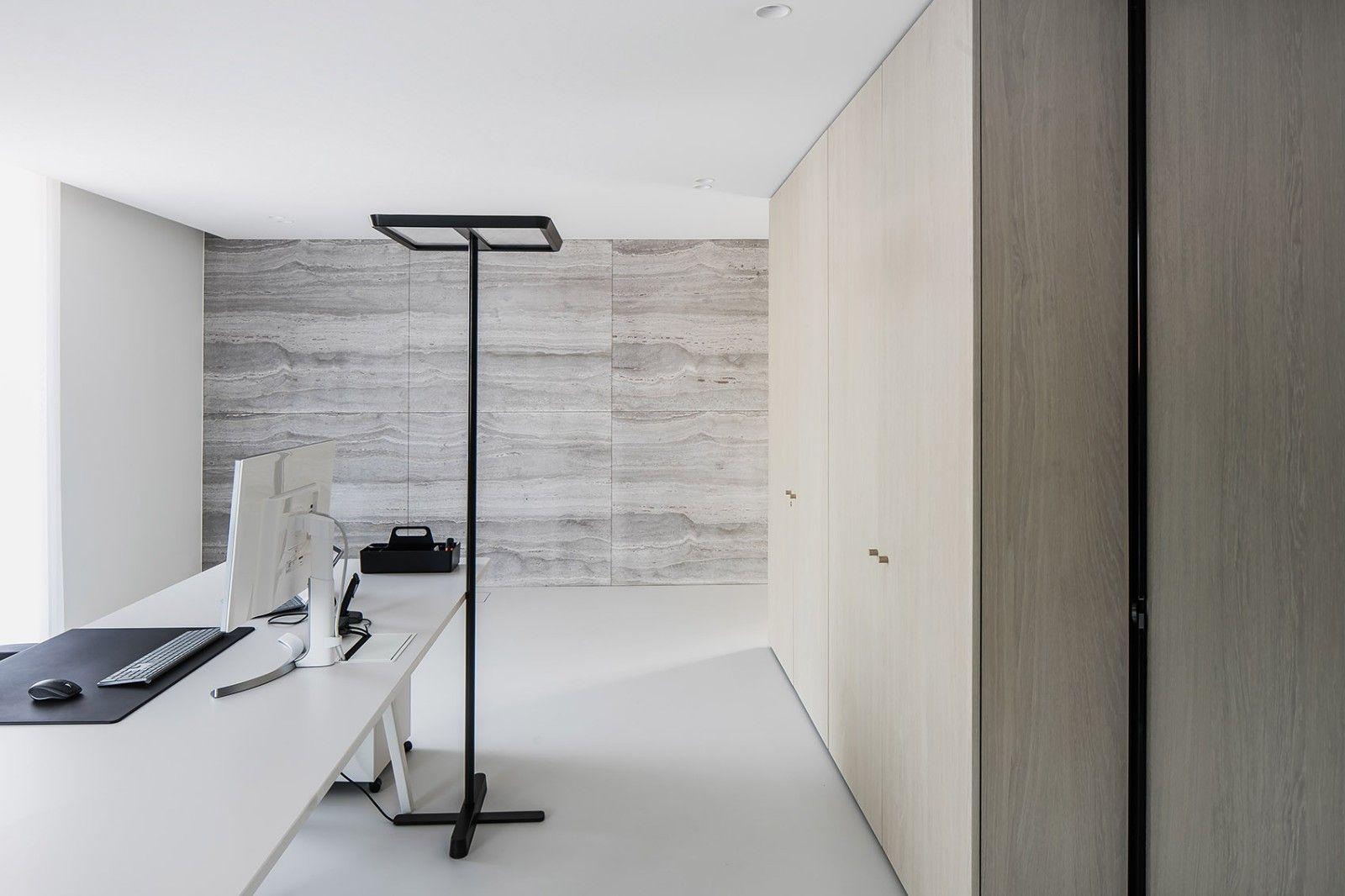 最新 | FIVE AM:比利时Olste办公空间