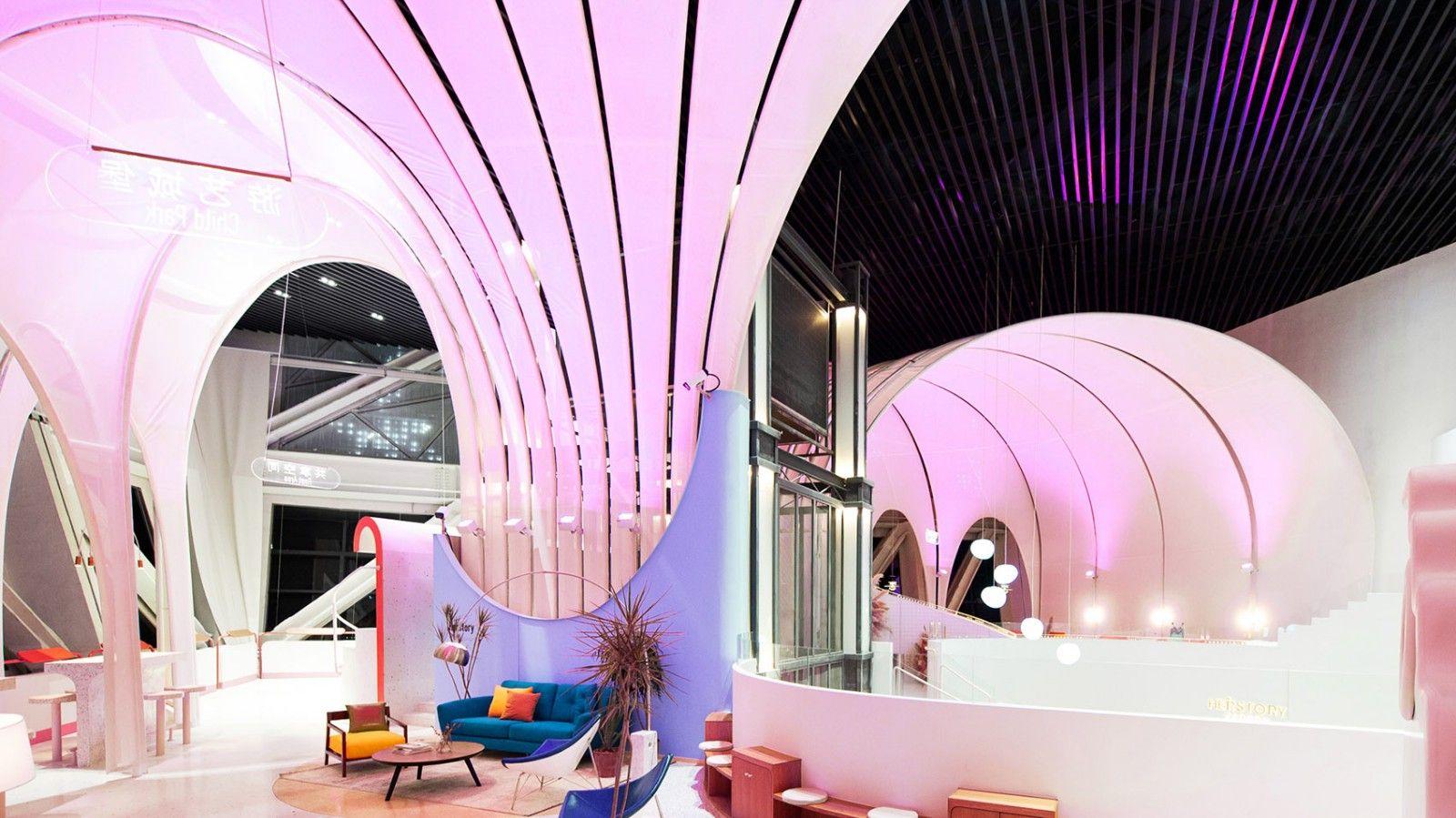 长风大悦城会员空间,上海 / 裸筑更新 裸筑更新建筑设计 - 4