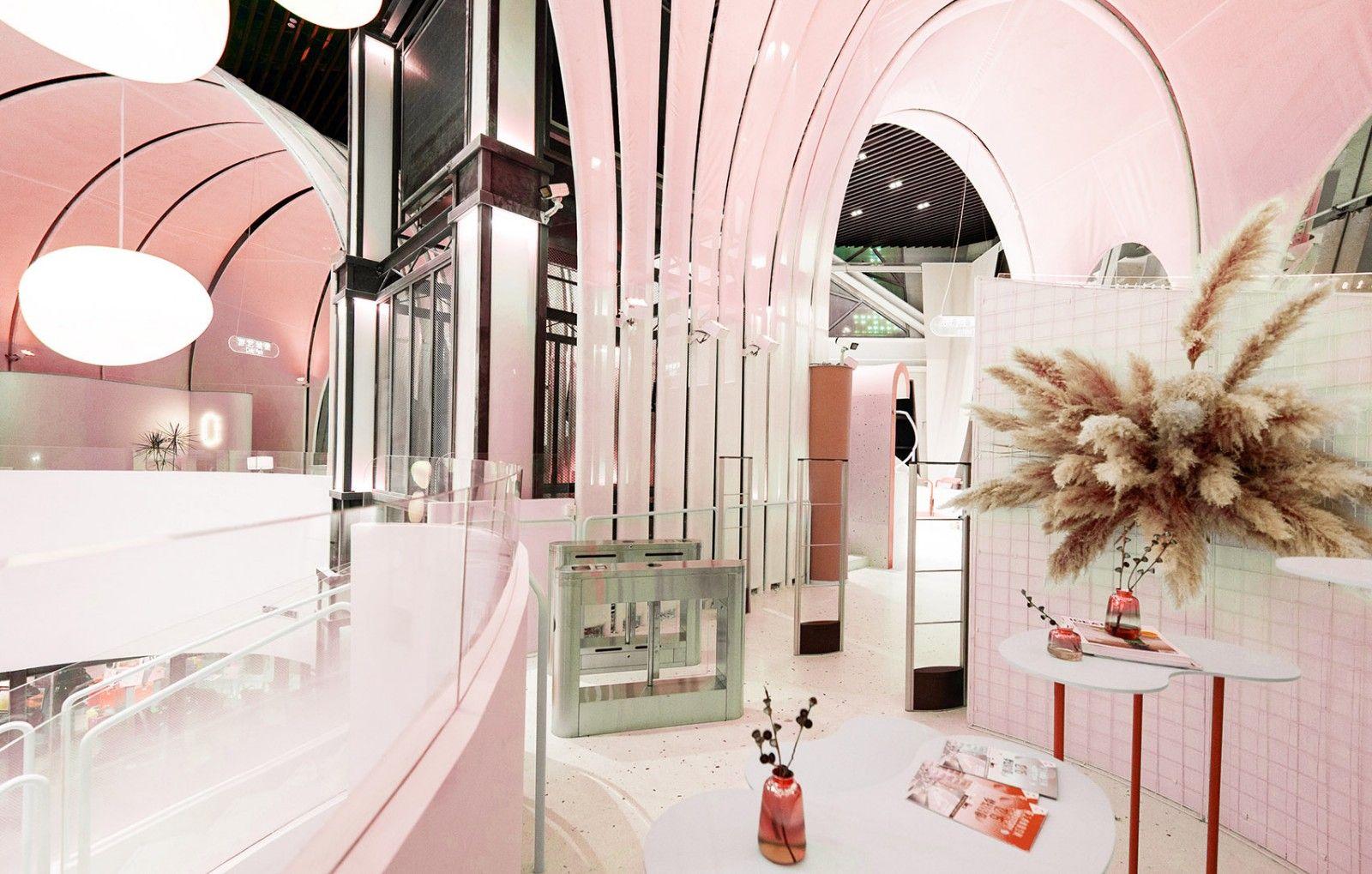 长风大悦城会员空间,上海 / 裸筑更新 裸筑更新建筑设计 - 5