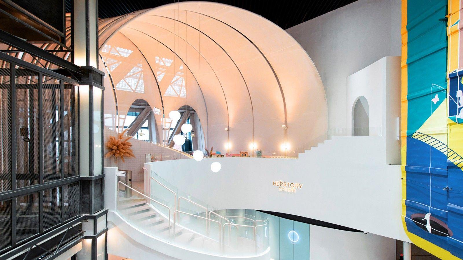 长风大悦城会员空间,上海 / 裸筑更新 裸筑更新建筑设计 - 6
