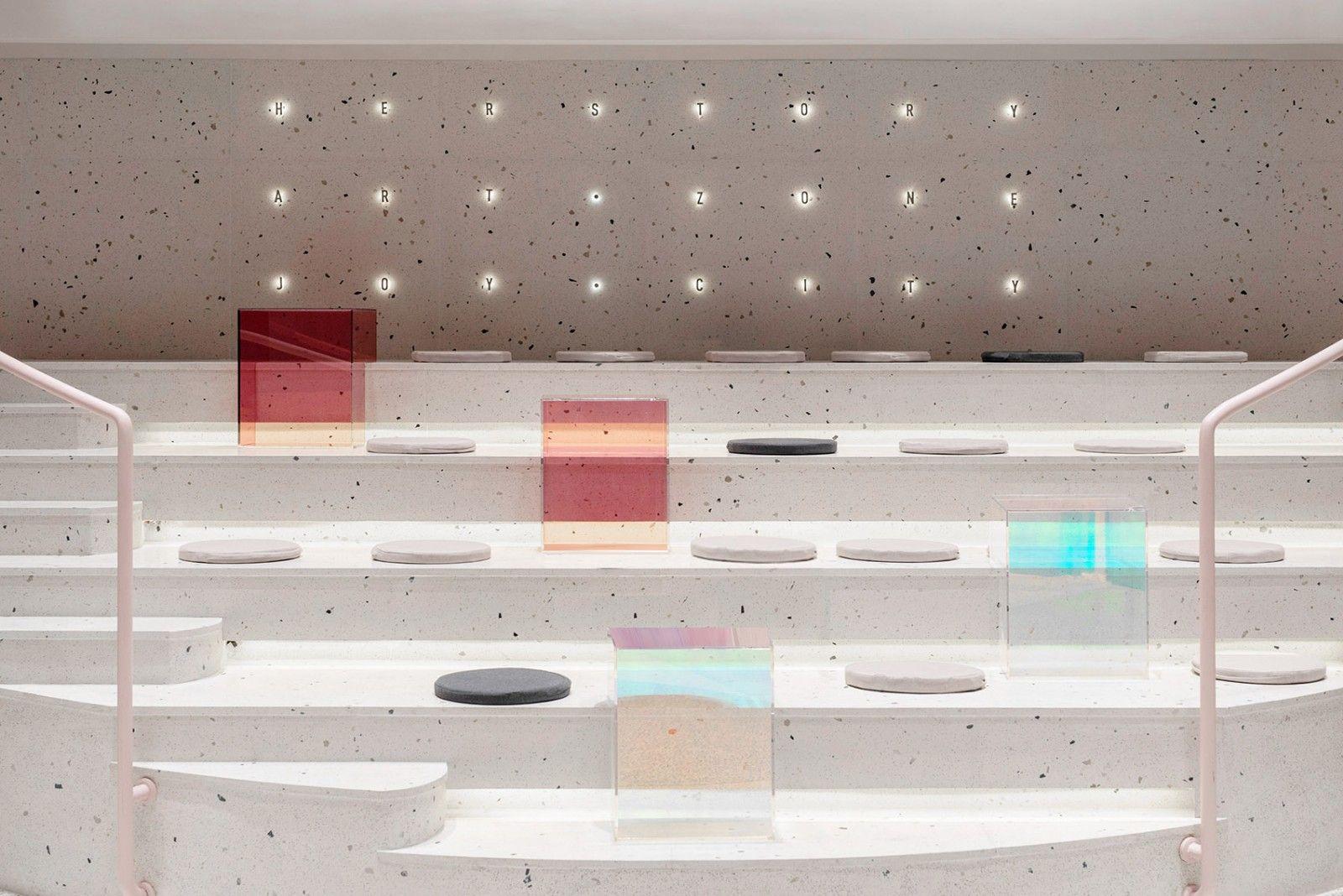 长风大悦城会员空间,上海 / 裸筑更新 裸筑更新建筑设计 - 8