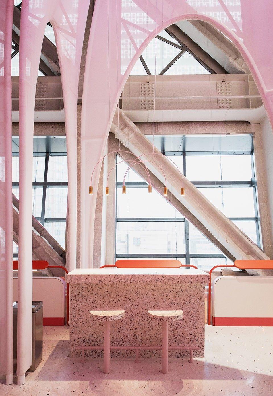 长风大悦城会员空间,上海 / 裸筑更新 裸筑更新建筑设计 - 16