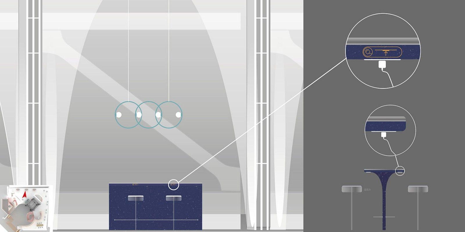 长风大悦城会员空间,上海 / 裸筑更新 裸筑更新建筑设计 - 32