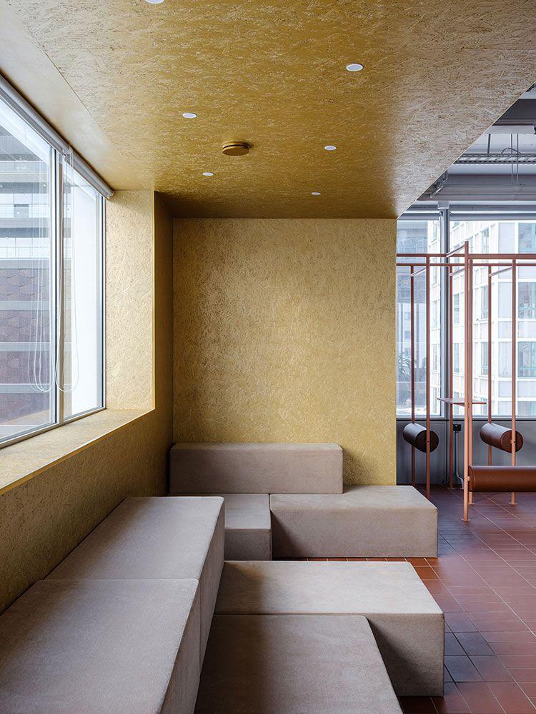 Dudes | 明斯克GISMART现代风格办公室