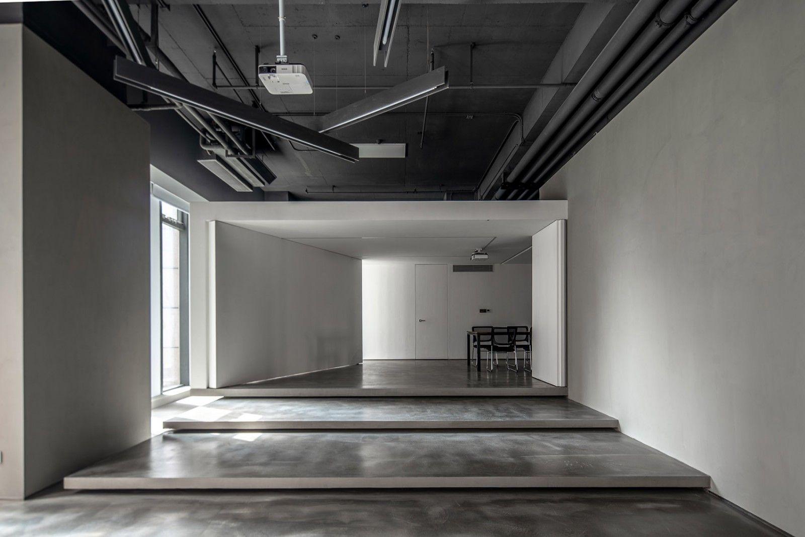 """""""节奏""""新型办公空间,海南 / 玮奕国际设计"""