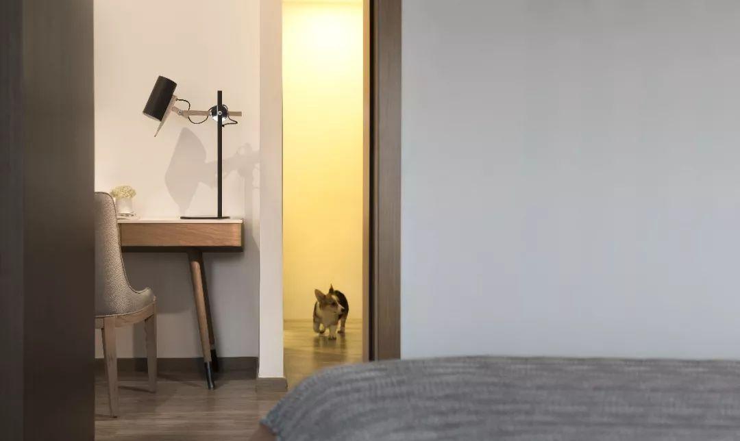 贴近本质,为生活留有余地︱崇盛国际 柏石服务公寓