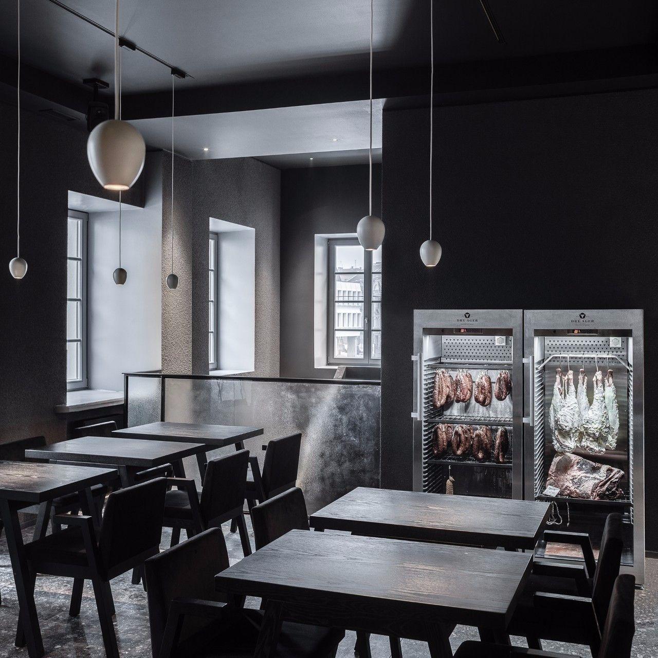 Vilniaus 冷调餐厅