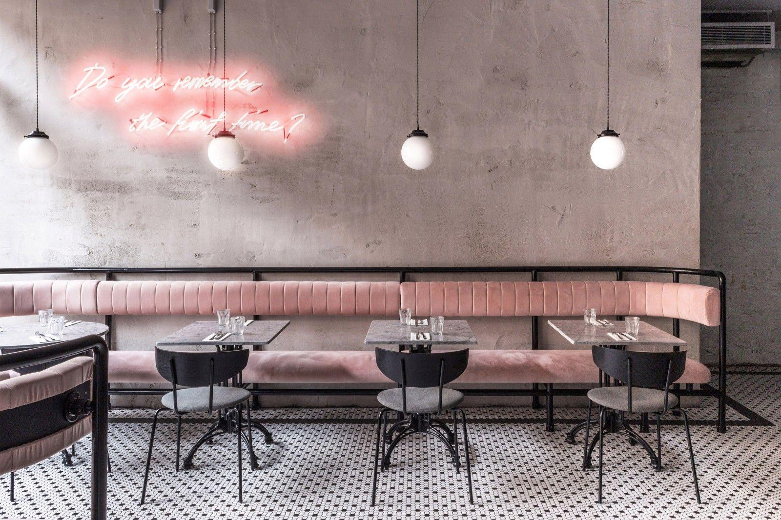 首发 | Biasol:伦敦粉色霓虹灯小资餐厅Grind