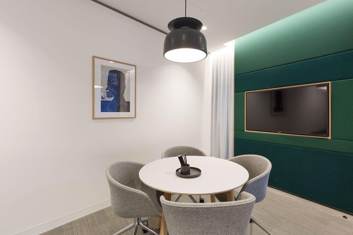 墨尔本SPACES现代风格办公室设计