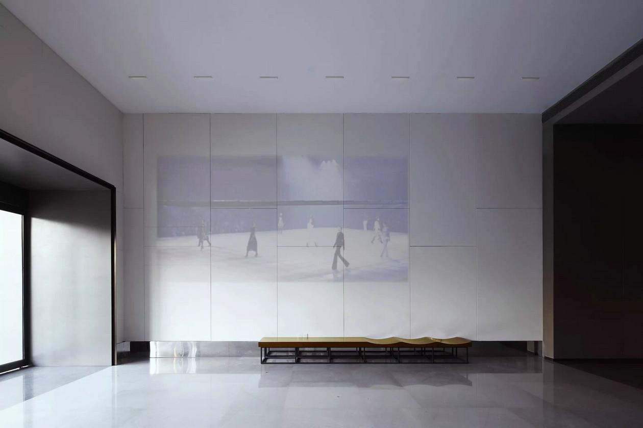 与当代艺术联姻的现代酒店 | 名谷设计。