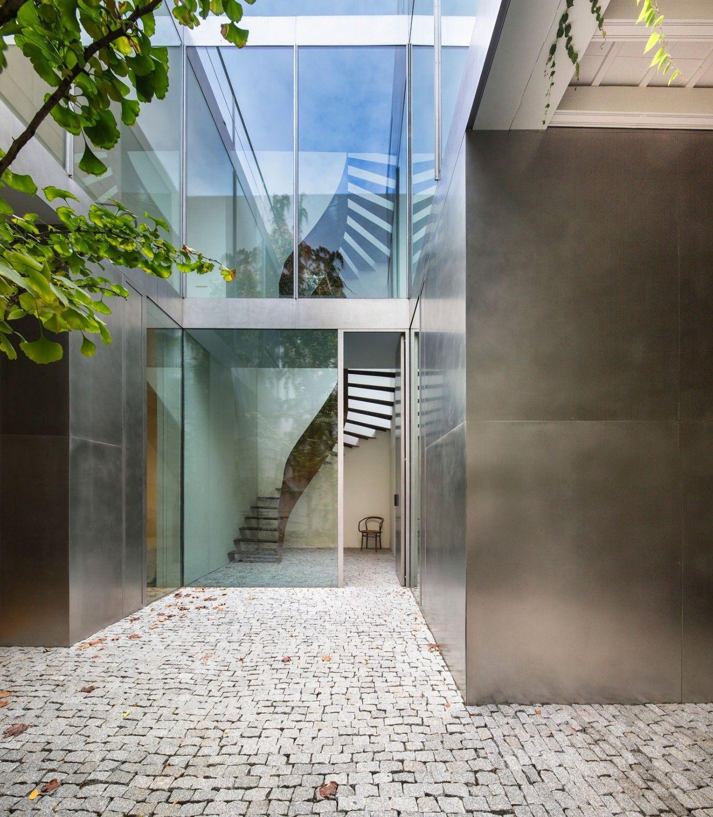 最新 | Harald schonegger & Inmaculada González:塞维利亚阳光庭院住宅