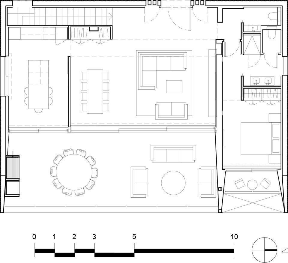 新作 | NOMO STUDIO:西班牙极简框景住宅