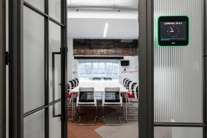 比传统办公室更加灵活的办公空间