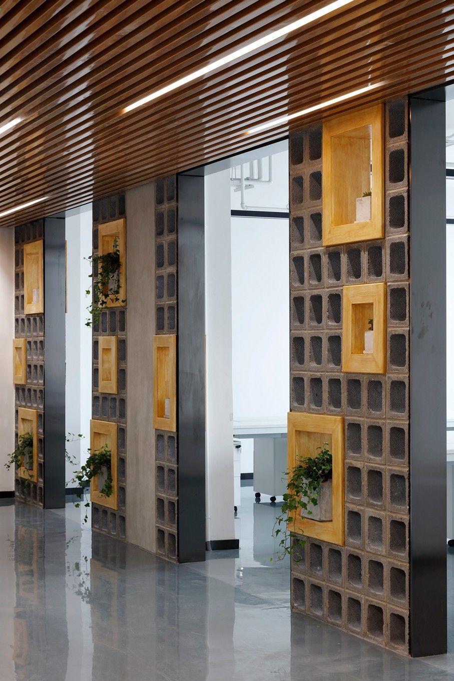 北京 KEEP 总部办公空间 FIVE SENSE 设计事务所