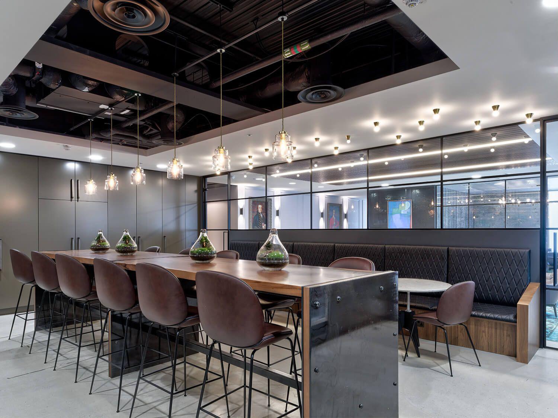 打破传统高端办公室主流标准,伦敦Accel Offices