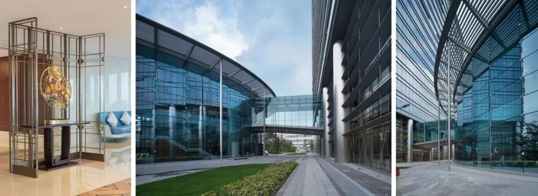 【金螳螂设计】华为终端总部大楼——和谐共生,实用至上!