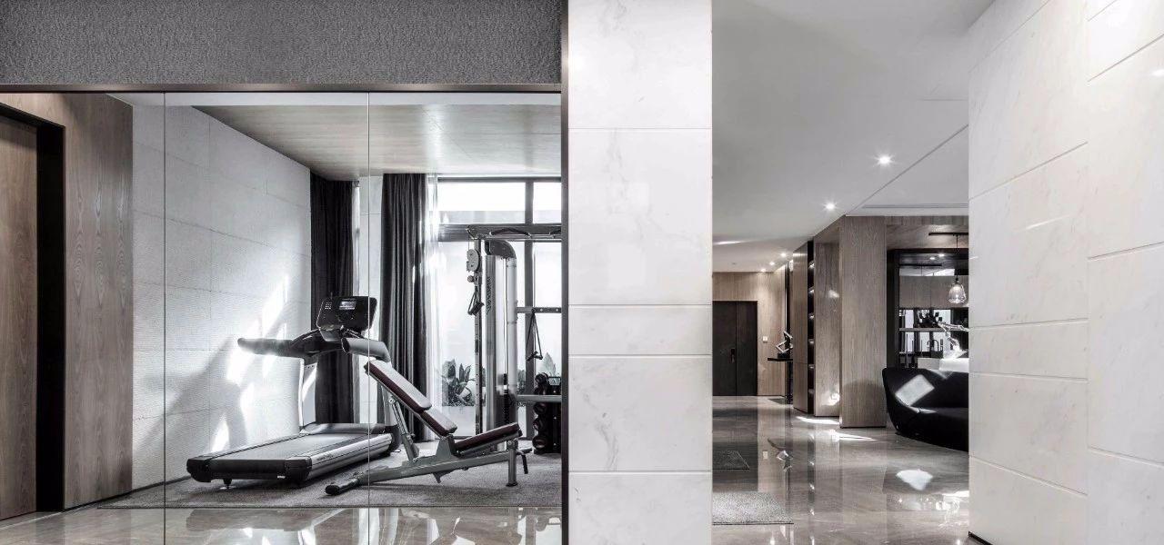 800㎡现代私宅丨简洁即是高品位