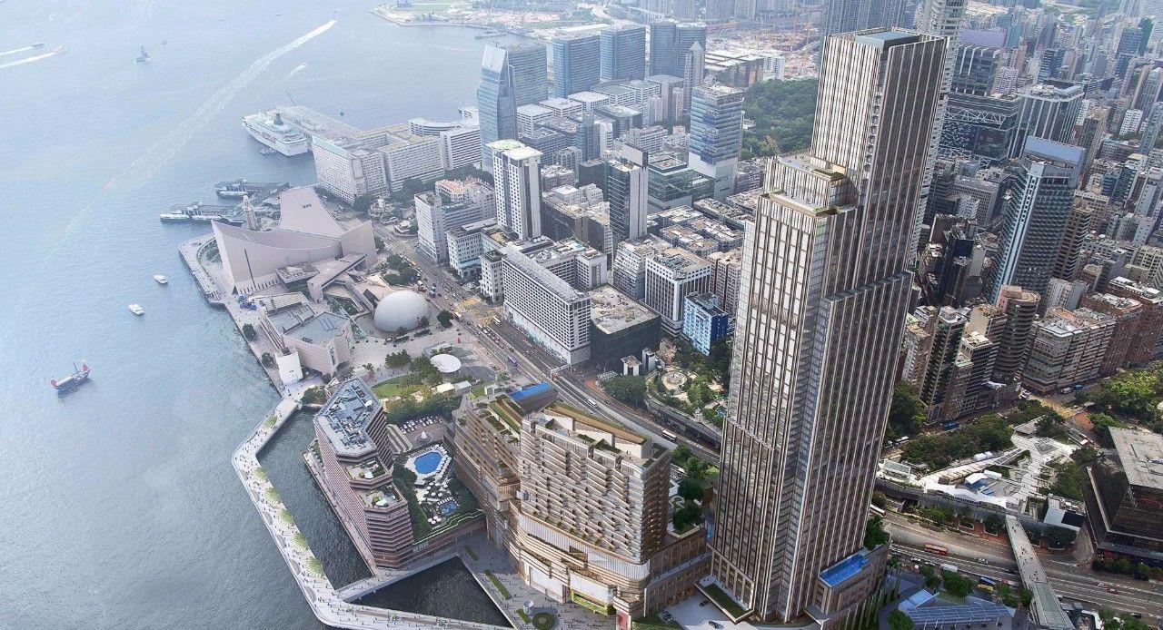 Tony Chi新作 | 香港瑰丽酒店,季裕棠引领奢华酒店新风尚