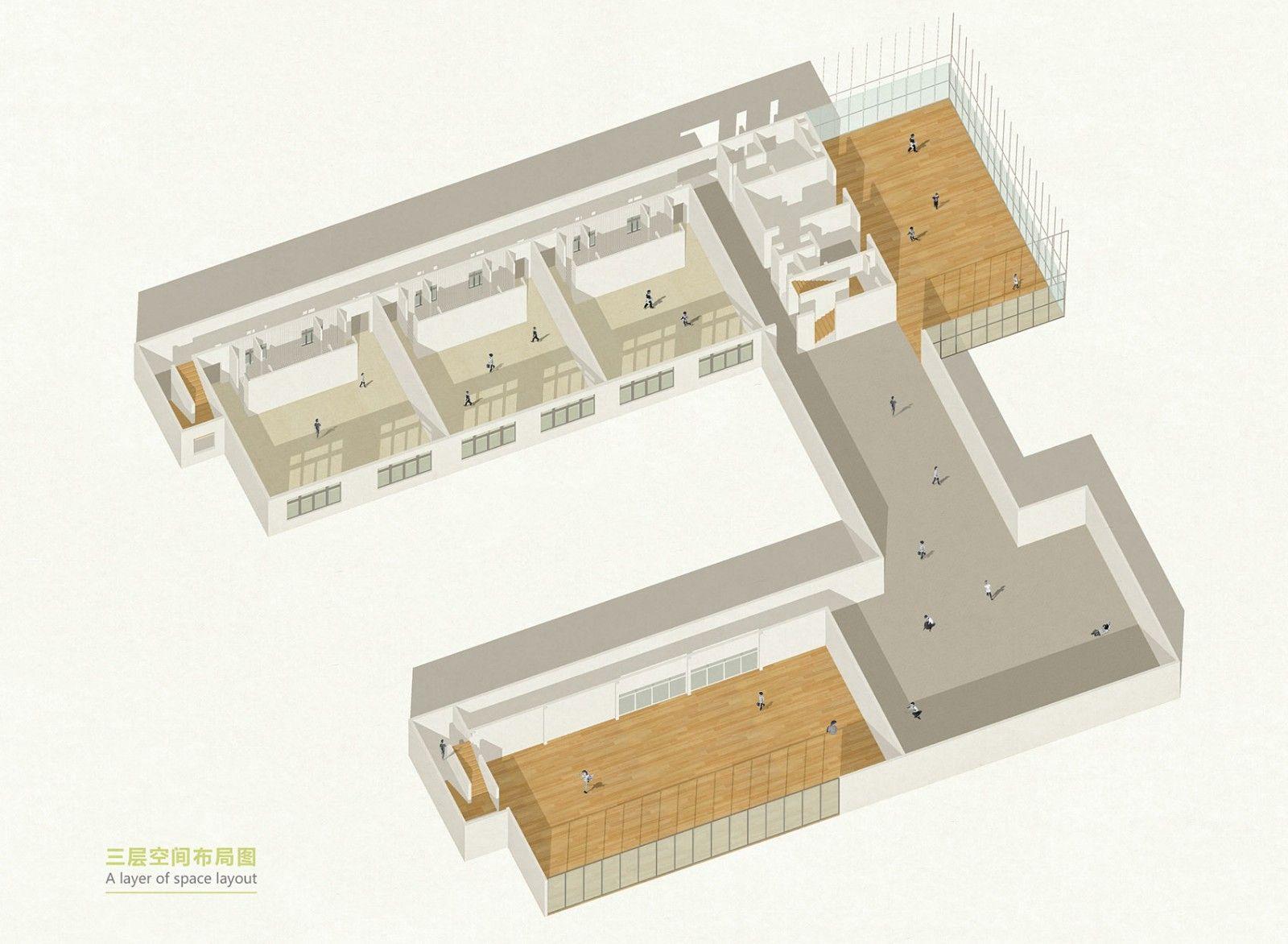 十堰A+自然幼儿园,湖北 / 迪卡幼儿园设计中心