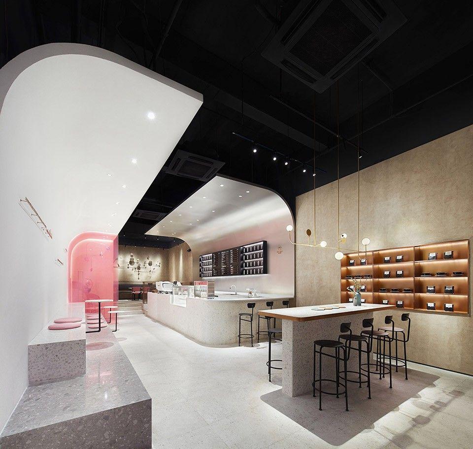 新作 | 石川设计事务所:广州 HEY BIRD嘿鸟精品咖啡社交空间