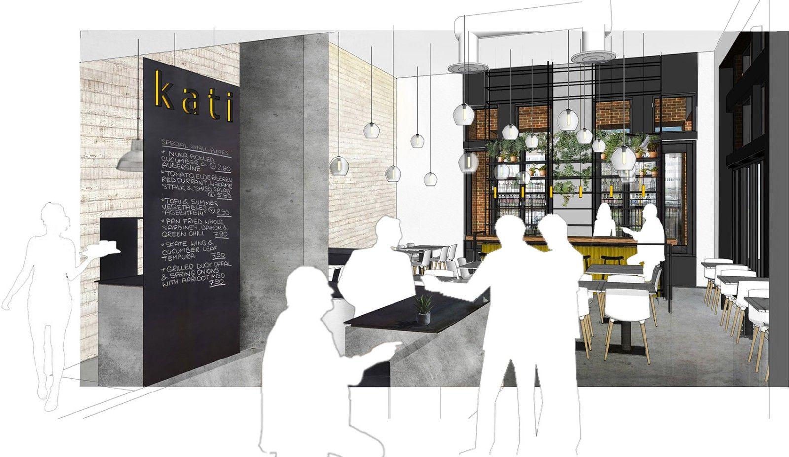 Kati餐厅,西雅图 / goCstudio