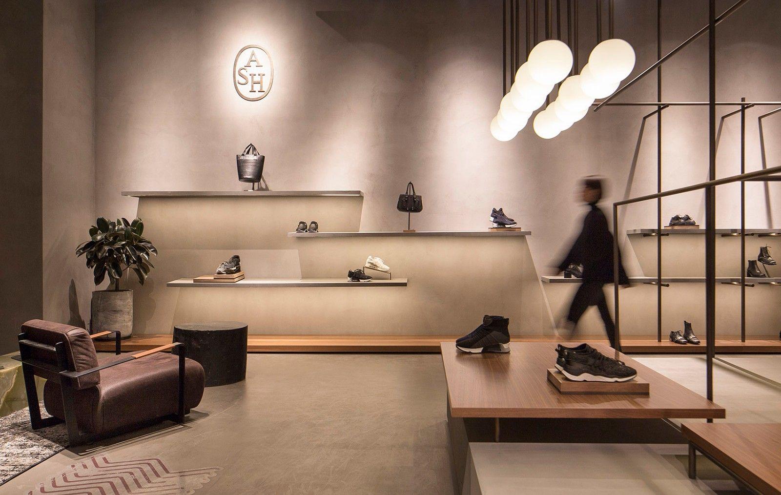 上海ASH来福士广场及恒隆广场店   Francesc Rifé Studio