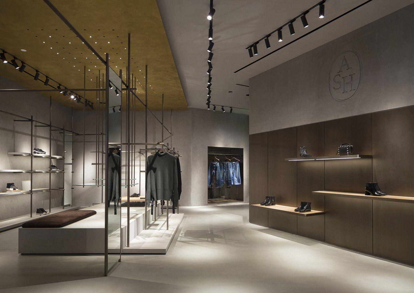 上海ASH来福士广场及恒隆广场店 | Francesc Rifé Studio