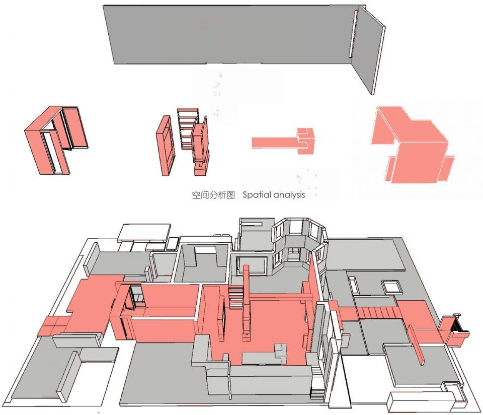 远离都市建筑,简单纯粹的民宿空间 | 偏离设计