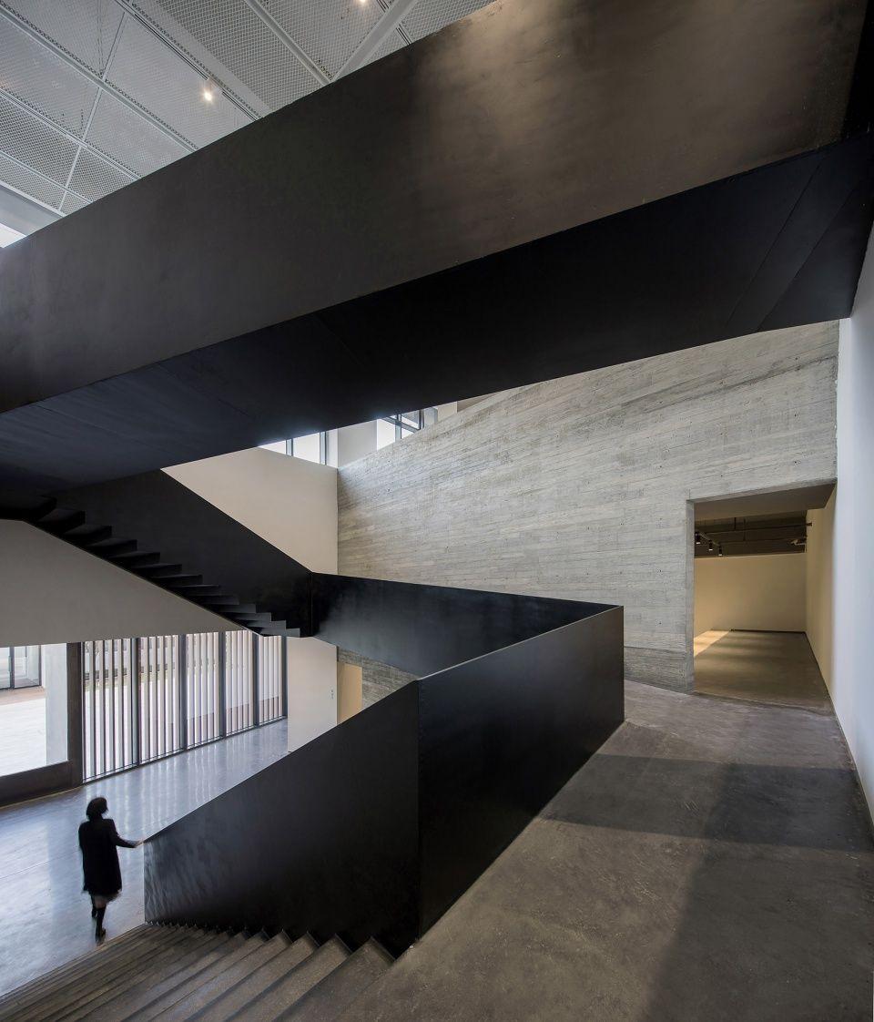 充满趣味和层次的游走体验,深圳至美术馆 墨照建筑设计事务所