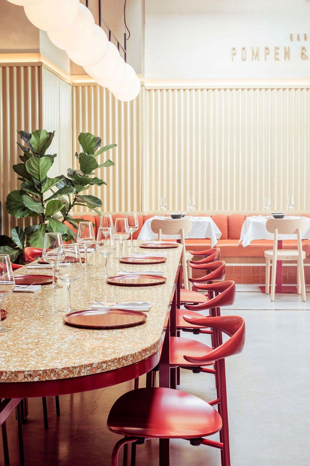 首发 | 34 south:荷兰20世纪30年代汽车内饰的时尚工艺餐厅