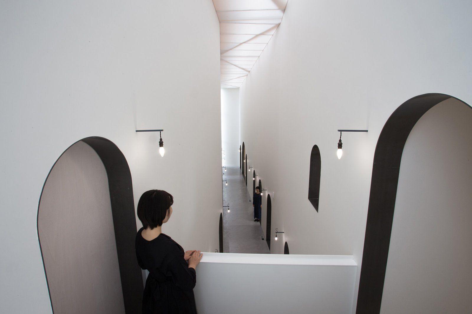 日本爱知县 NK 牙科诊所 1-1 Architects