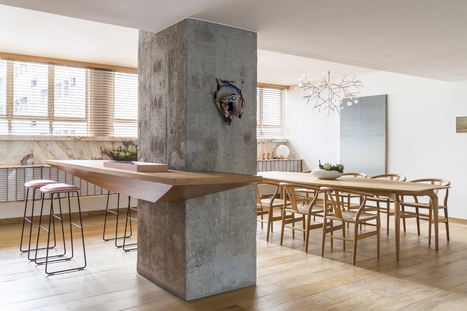 首发 | Pascali Semerdjian:圣保罗 VLP公寓