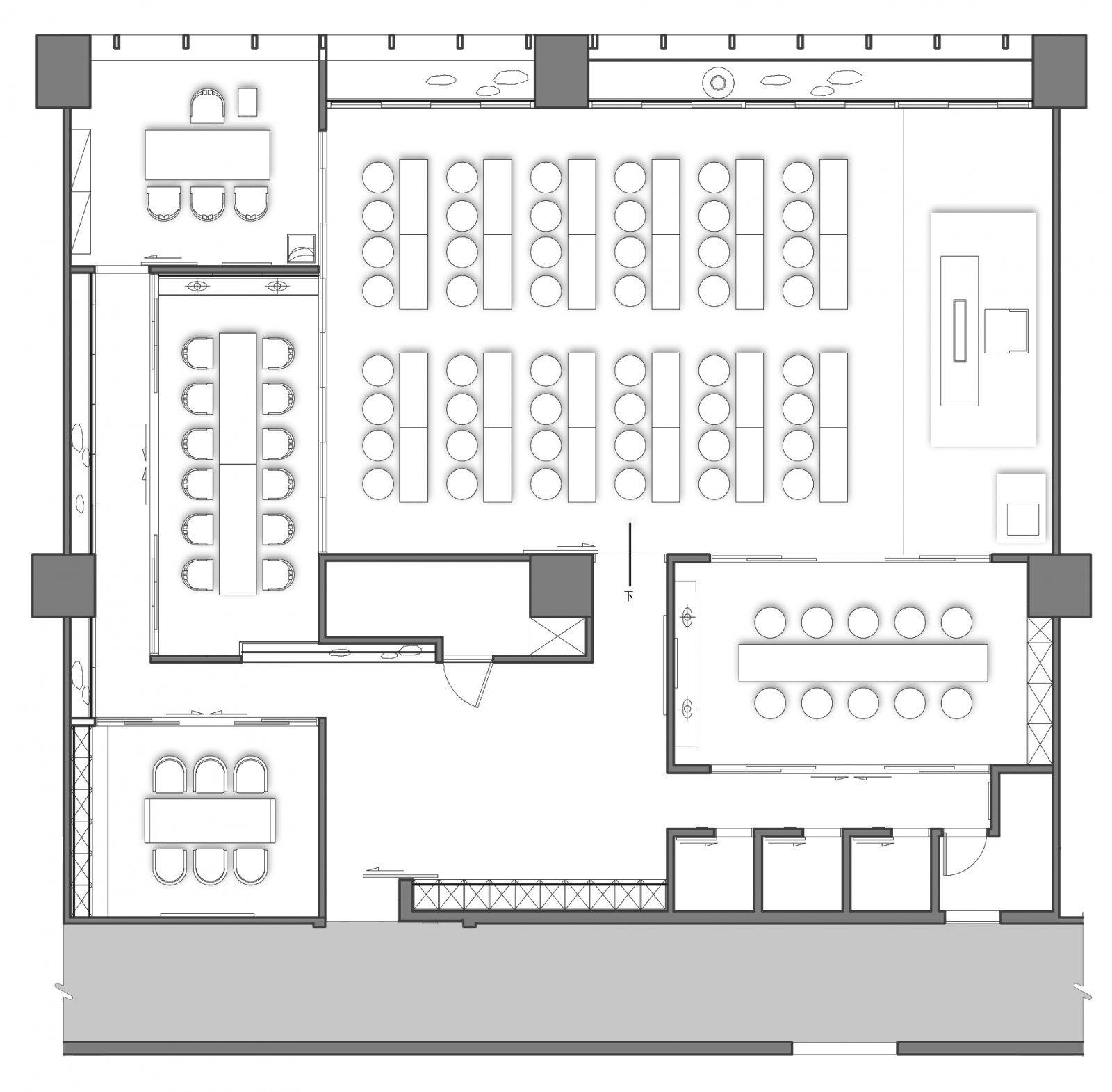 小镇 胡中维室内建筑设计