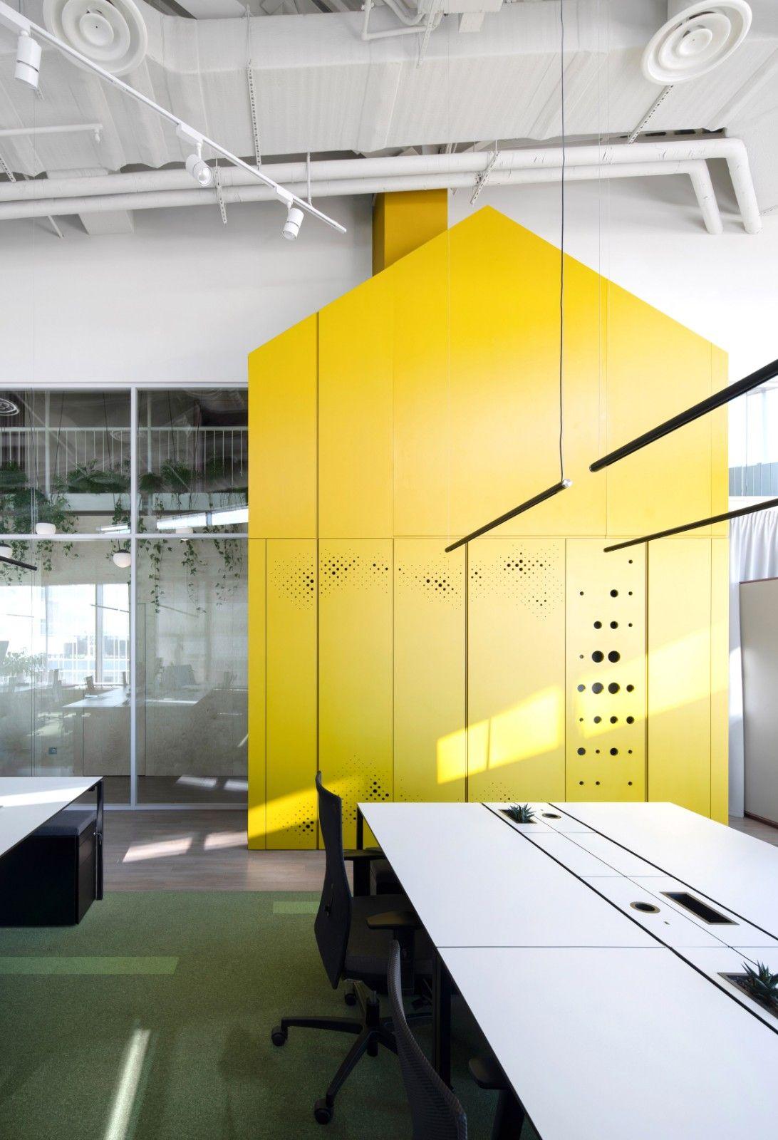 首发 | Balbek Bureau:Grammarly的多功能基辅办公室