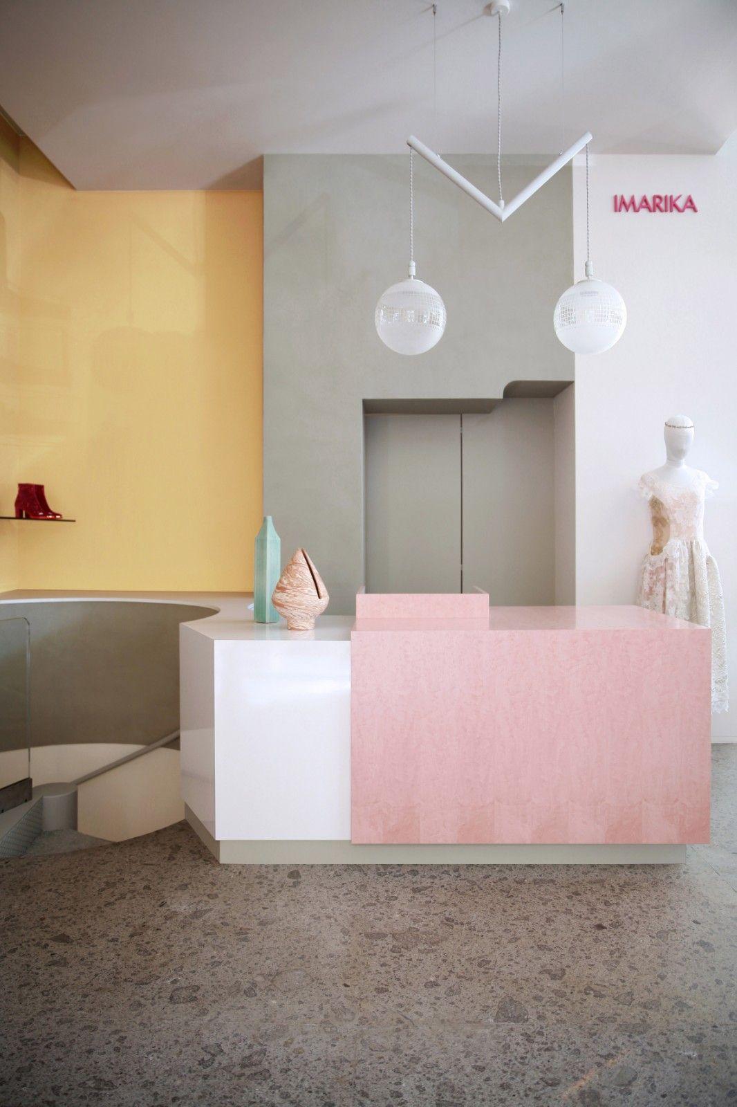 首发 | Marcante-Testa:米兰柔和色调 Imarika精品店