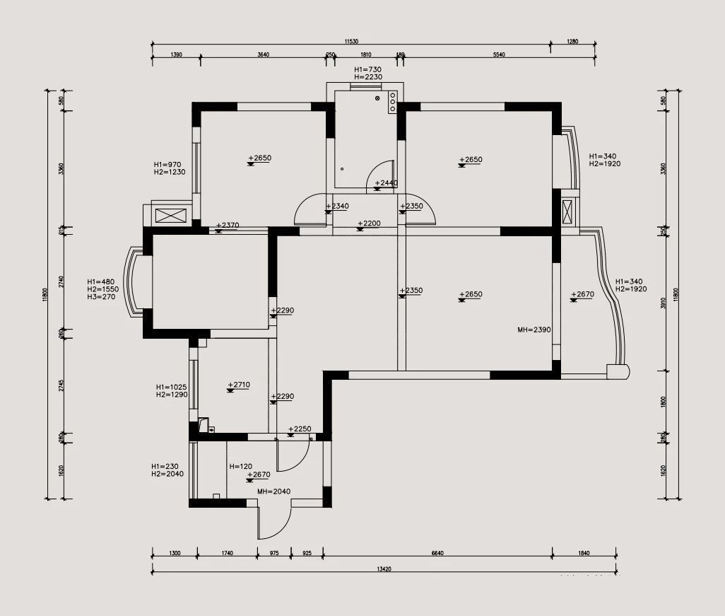 黑白灰丨看设计师的家如何玩转