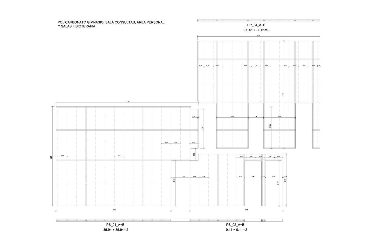 新作 | Alberich-Rodriguez Arquitectos:物理治疗诊所