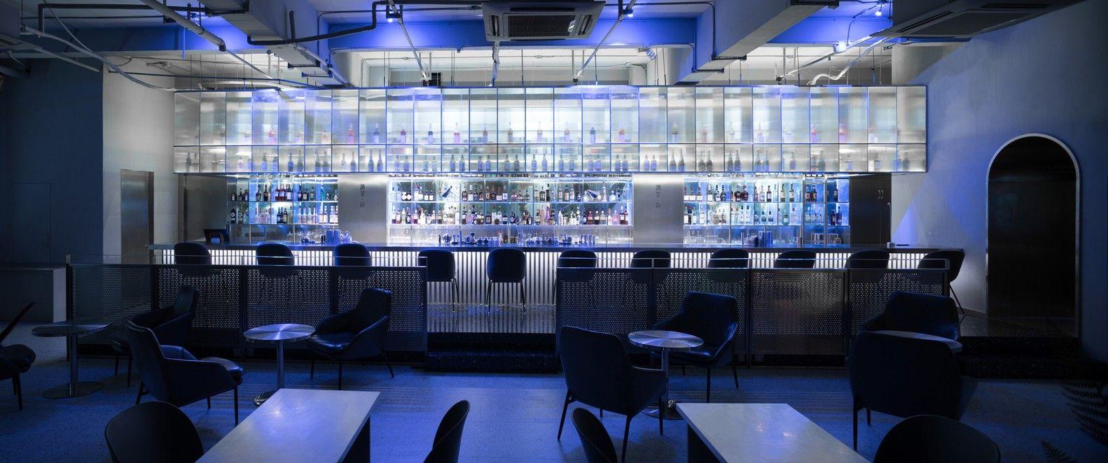 最新 | 斗西设计:酒饕-济 酒吧|刘永鹏 - 0